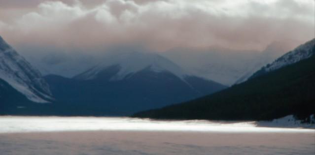 Canadian Rockies Deep Freeze