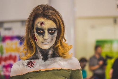 Belgrade Zombie Walk / Serbian Fantasy Film Festival '18.