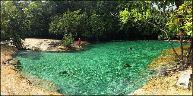 Emerald Pool, Krabi