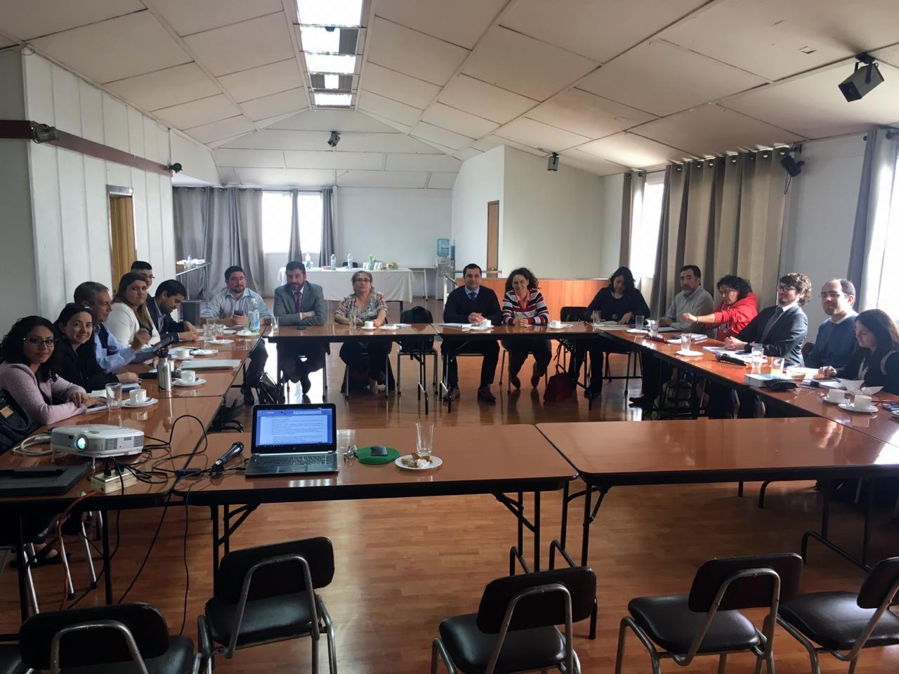 Se constituye Comisión Tributaria AFIICH – 23 Octubre 2018