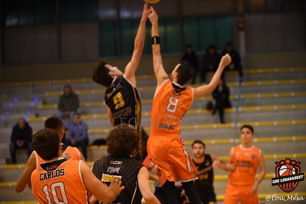 27/10/2018.- Sub21 Plata vs Basket Veritas