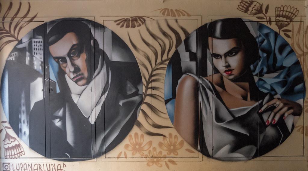 Street art barcelonais... 30715436687_7a28b69bee_b
