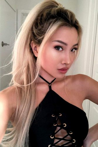 Modern Asian Hairstyles For Chic Women 2019 9