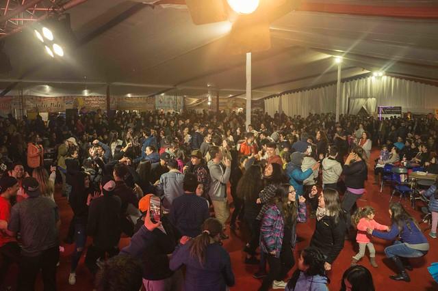 Fiestas Patrias 2018 A moer la callana