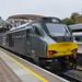 68010 at Marylebone ready for 1R25 Marylebone to Birmingham Moor Street