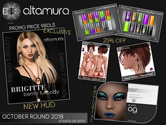 Altamura @ eBENTO The Event - October Round 2018