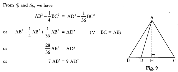 CBSE Sample Papers for Class 10 Maths Paper 11 A 25.1
