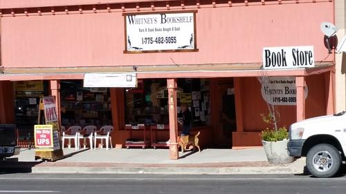 Tonopah Bookstore