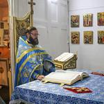 Покров Пресвятой Владычицы нашей Богородицы и Приснодевы Марии в Геленджике