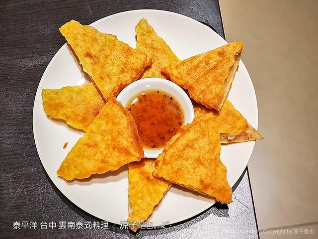 泰平洋 台中 雲南泰式料理 5