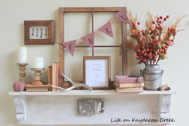 Fall Link Party Budget Friendly Fall DIY Project