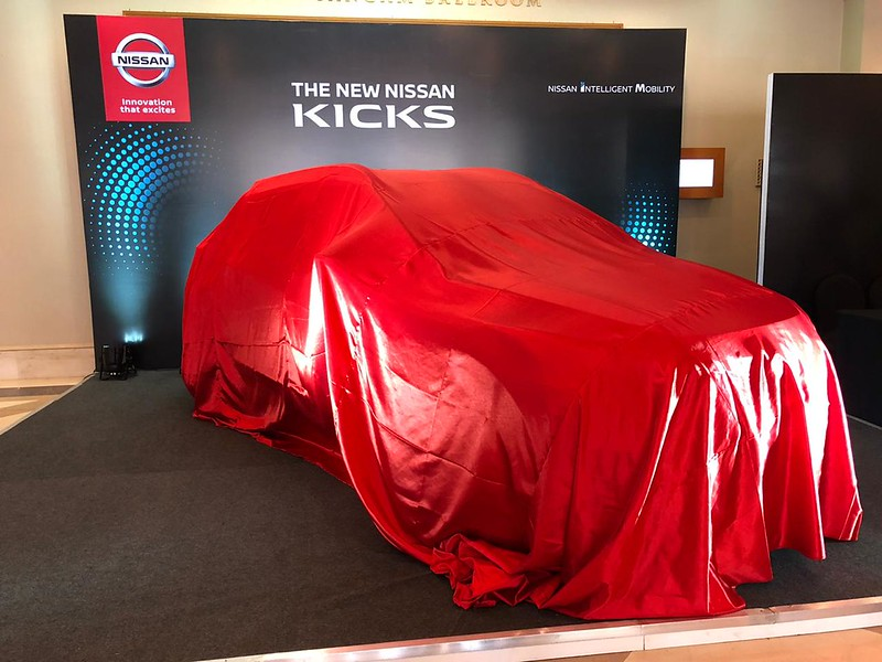 Nissan KICKS Unveil Mumbai