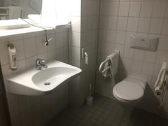 10 - Ibis Hotel Kelsterbach - Zimmer - Bad