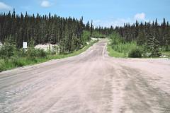 yukon [dirt road]