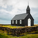 The Black Church, Iceland