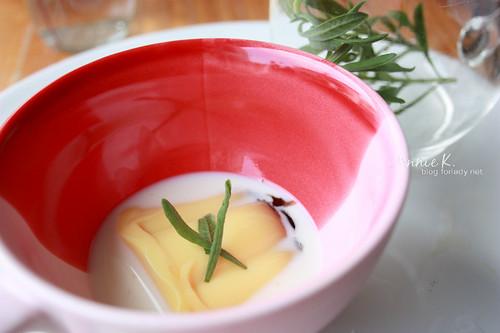 1.香草奶茶