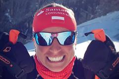 Kowalczyková po nehodě s autem zamířila na ledovec