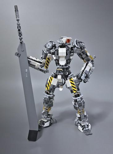 LEGO Robot Mk16-12