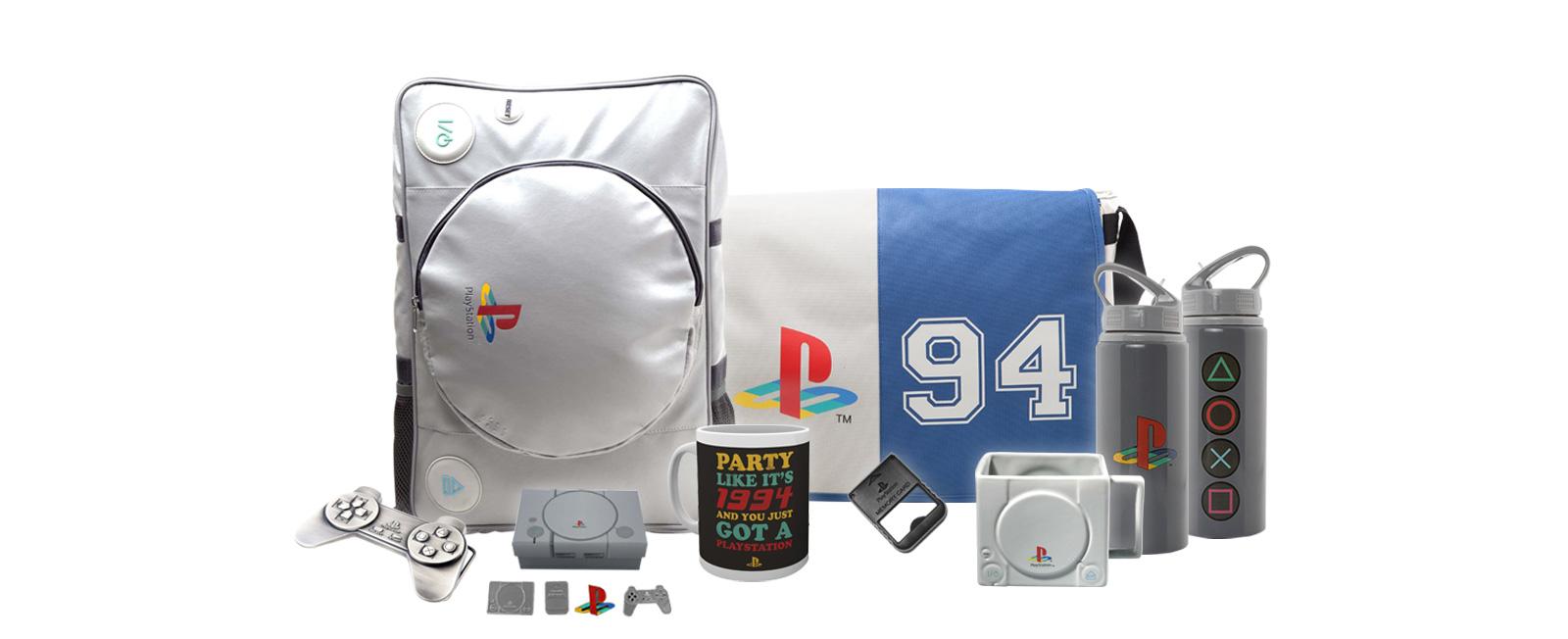 PlayStation Gear merchandise