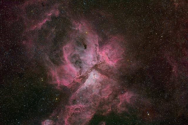 NGC 3372-RGB