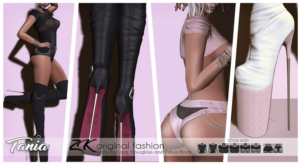 -:zk:- Tania @ Exclusivity for Kinky Event - TeleportHub.com Live!