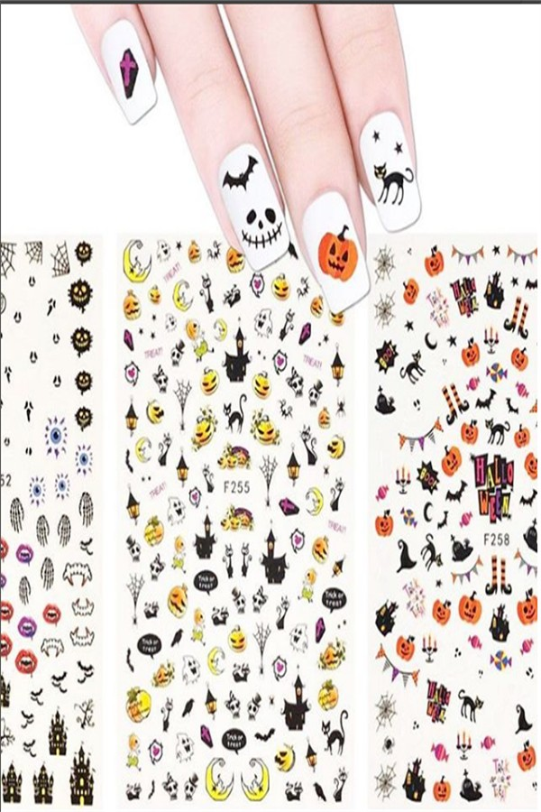 the best ideas for black cat nail designs #fashonails #black_cat_nails #halloween_nails