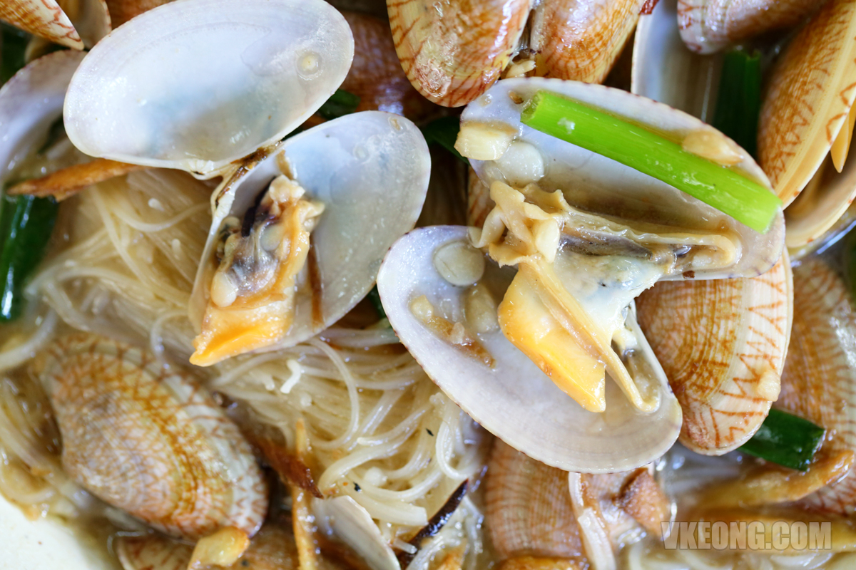 Lala-Bihun-Clams