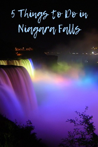5 Things to Do in Niagara Falls
