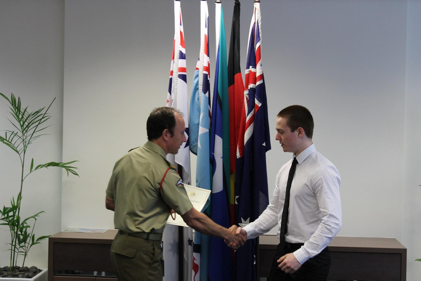 ADF Ceremony 08.10.18