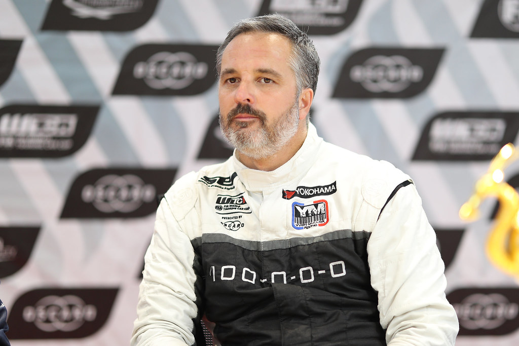MULLER Yvan, (fra), Hyundai i30 N TCR team Yvan Muller Racing, portrait during the 2018 FIA WTCR World Touring Car cup of China, at Ningbo  from September 28 to 30 - Photo Marc de Mattia / DPPI