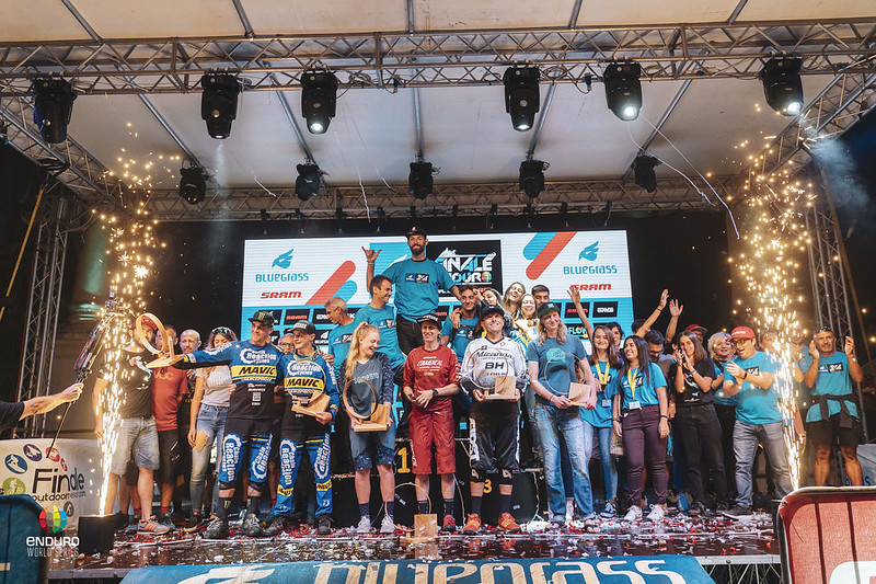 EWS#8 Finale Ligure - Race