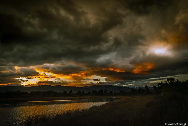 Un soir aux marais, Canon EOS 7D, Sigma 10-20mm f/3.5 EX DC HSM