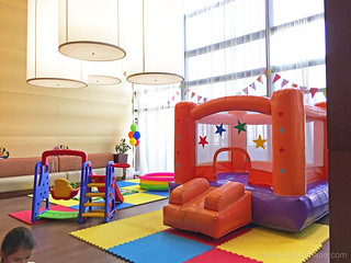 Play House Brunch Play Area