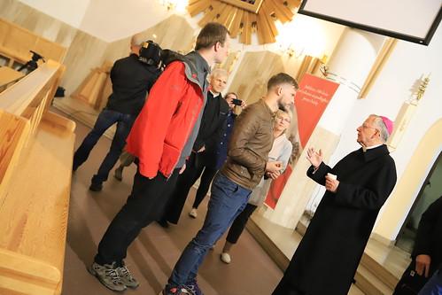 Dialogi z Arcybiskupem Markiem Jędraszewskim, 18.10.2018