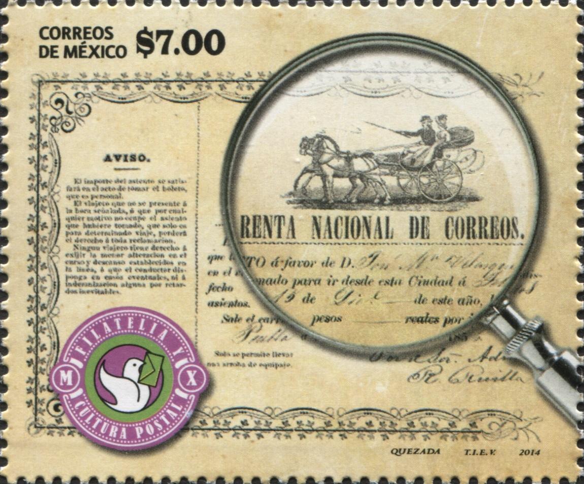 Mexico - Michel #3902 (2014)