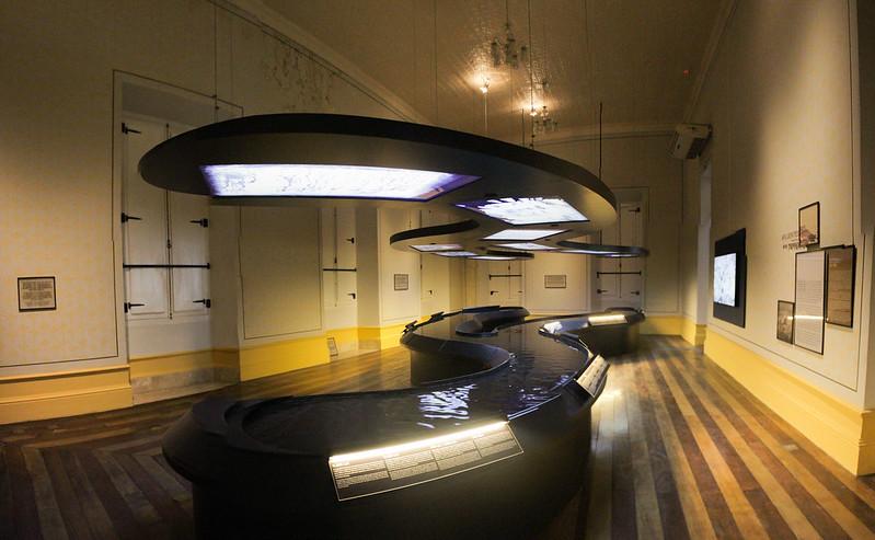 Museu da Cidade de Manaus - Visita Guiada para Imprensa
