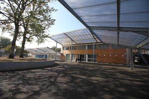 Rénovation du collège Cel Le Gaucher à Mont-de-Marsan