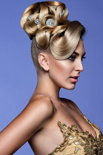 Chic Finger Waves Hairstyles That Are Best Trend 7