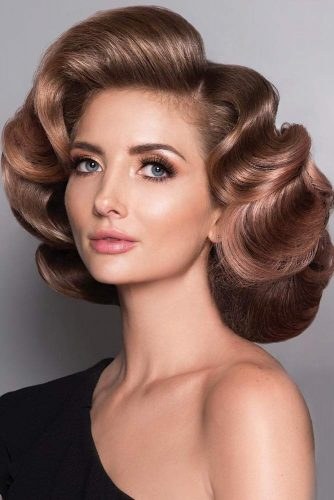 Chic Finger Waves Hairstyles That Are Best Trend 9