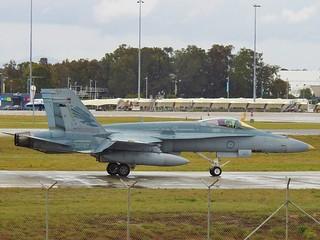 A21-57 F18 Hornet