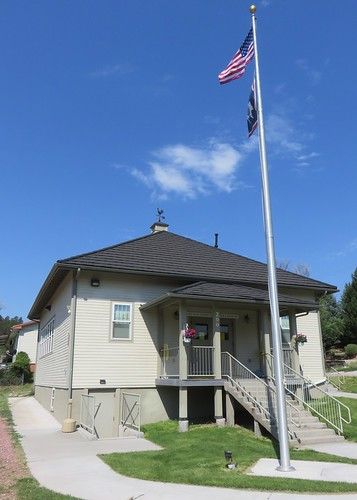 Hartville Community Center and Museum (Hartville, Wyoming)