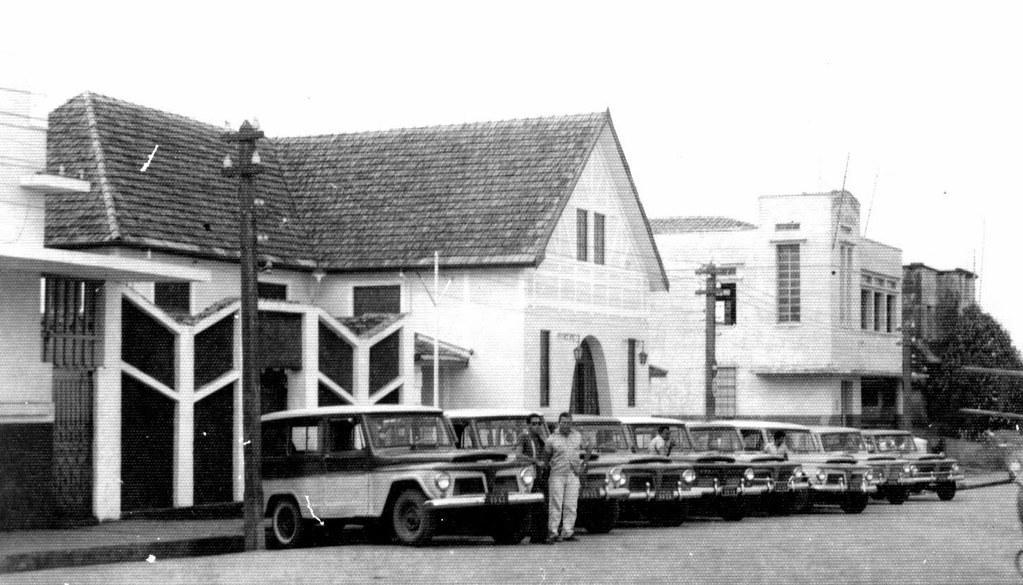 Centro Recreativo, década de 1970. Foto: Ignácio Ubirajara Bentes de Sousa Neto