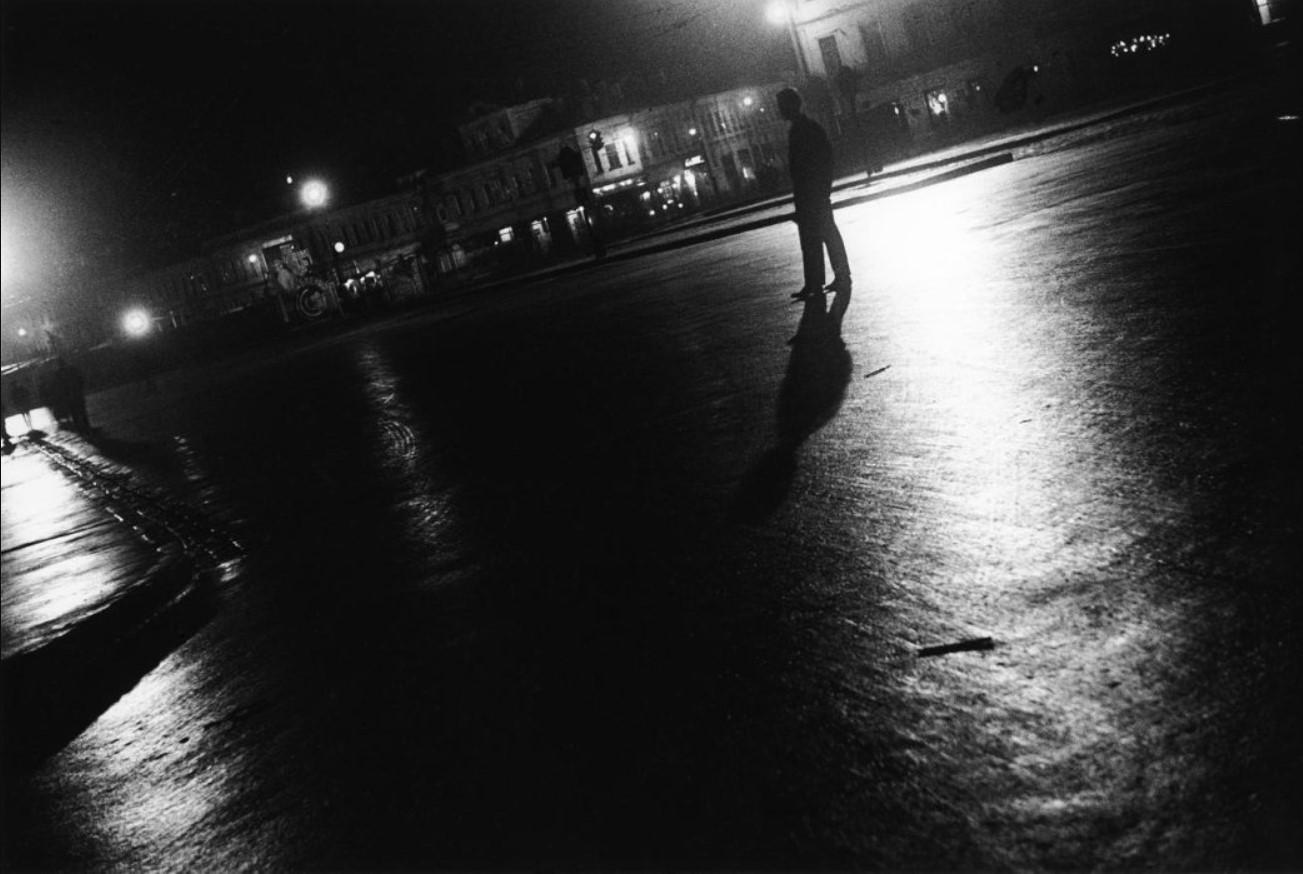1930-е. Ночная Москва