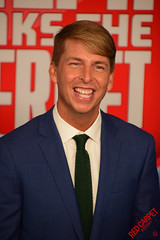 "Jack McBrayer at Disney's ""Ralph Breaks the Internet"" World Premiere in Hollywood - DSC_0344"