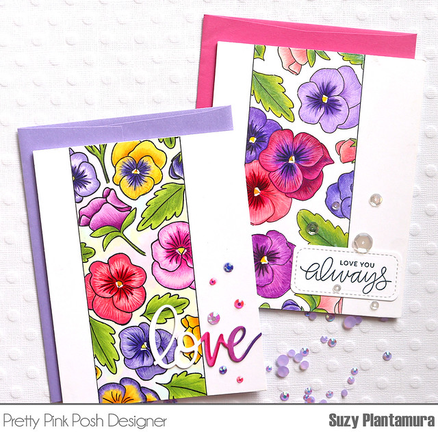 two one layer cards