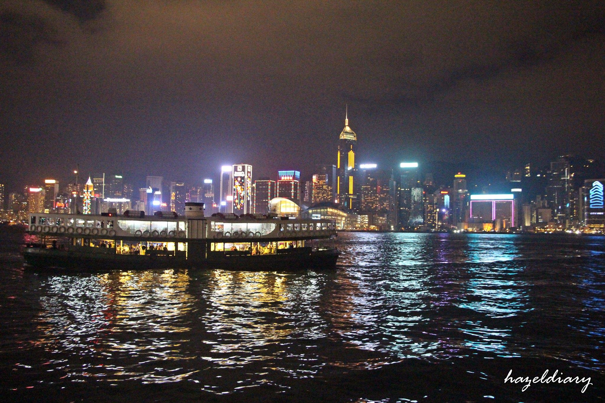 Hong Kong-Hazeldiary