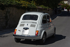Fiat 500 - Photo of Saint-Simon