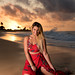 Danielle & Phoenix @ Sandy Beach 11 by JUNEAU BISCUITS
