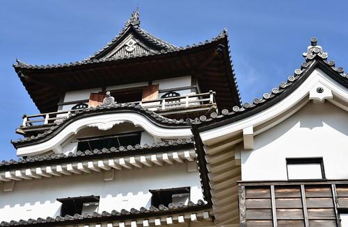 Inuyama Castle: Tenshu