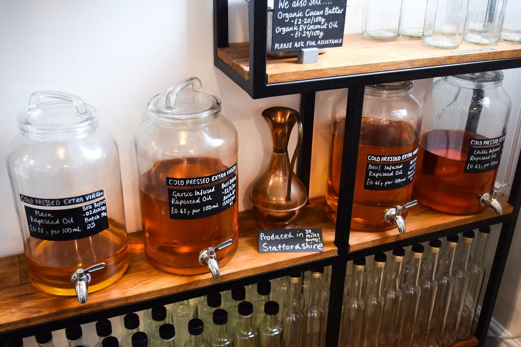 Pressed Oils at The Clean Kilo, Birmingham